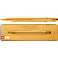 Caran D'ache Goldbar Ballpoint Pen with Case