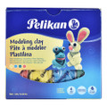 Pelikan Plastillina Modeling Clay 4-color Set