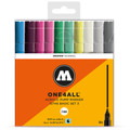 Molotow Basic 3 127HS Marker 10-color Set