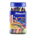 Pelikan Jumbo Crayons 28-color Set