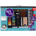 Daler Rowney Simply Complete Art Easel Studio 150pc Set