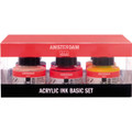 Amsterdam Acrylic Ink Basic Set
