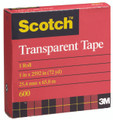 3M Scotch Transparent Tape 600