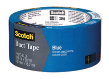 "Duct Tape 1.88"" x 20yd Blue"