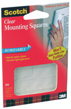 Mounting Square 859 11/16in Clear