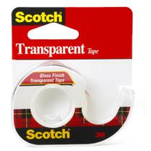Tape 144 Transparent w/Dispenser 1/2x450