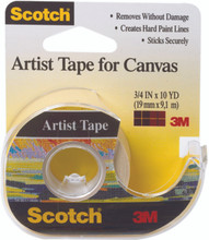 Tape FA2010 Canvas 3/4x10yd