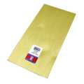 "Aircraft Grade Birch Thin Plywood Sheet .06"" x 6"" x 12"""