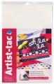 Grafix Artist-Tac Dry Adhesive Sheet 25pk 11in x 17in