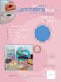 Grafix Light-Weight Laminating Film 4pk 9in x 12in