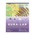 Grafix Dura-Lar Pad .005mm Clear 11in x 14in