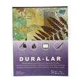 Grafix Dura-Lar Pad .005mm Clear 19in x 24in