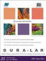 Grafix Dura-Lar Pad .005mm Clear 9in x 12in