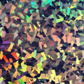 Hygloss Self-Adhesive Holographic Paper Menagerie 5pk 8.5in x 11in
