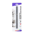 Pentel DuoPoint Double Ended Black Artist Pen