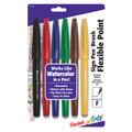 Pentel Sign Pen Brush Tip Set