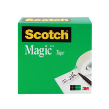 #810 Magic Tape 3/4in x 36yd