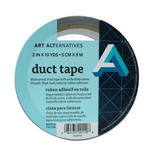 Silver Duct Tape 2in