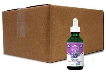 Grape Stevia Case of 6