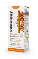 All Natural Multi-Grain Grissini Breadsticks (Case of 12)