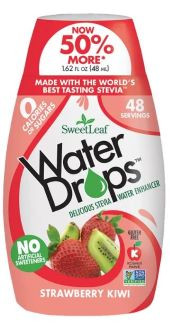 Strawberry Kiwi Stevia Water Drops