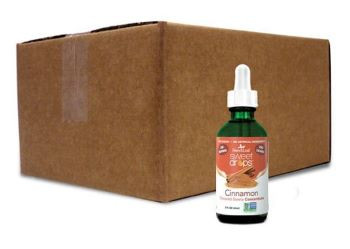 Cinnamon Stevia Case of 6