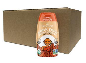 Caramel Macchiato Monk Fruit Sweetener