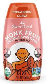 Strawberry Guava Monk Fruit Sweetener