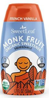 French Vanilla Monk Fruit Sweetener