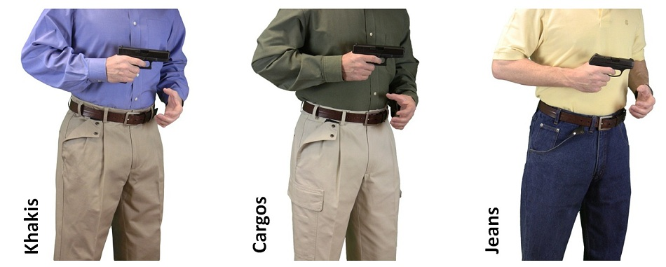 how to conceal carry in the summer
