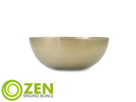 Therapeutic Series 1300 Gram Low Tone Zen Singing Bowl 9""