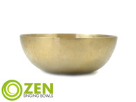 "Therapeutic Series 1600 Gram Zen Singing Bowl 10"""