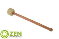 Zen Singing Bowls Medium Premium Fleece Gonging/Striking Tool