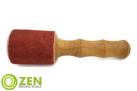 Zen Singing Bowls Large Suede Striking Tool