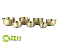 Zen Singing Bowl Cast 7pc Set #zencastset7pc