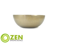 "Therapeutic Series 900 Gram Zen Singing Bowl 8.5"""