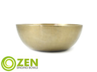 Therapeutic Series 2000 Gram Zen Singing Bowl 11.25""