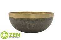 "Master Meditation Series Zen Singing Bowl 9.5""  zmm1300"