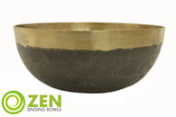 Master Meditation Series 1500 Gram Zen Singing Bowl 10""