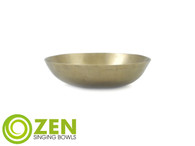 Therapeutic Series 300 Gram Flat Zen Singing Bowl 5.5""