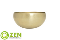 Therapeutic Series 700 Gram Zen Singing Bowl 6.75""