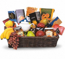 Grande Gourmet Fruit Basket