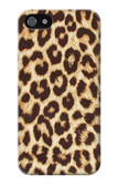 S2204 Leopard Pattern Graphic Printed Case For IPHONE 5 5s SE