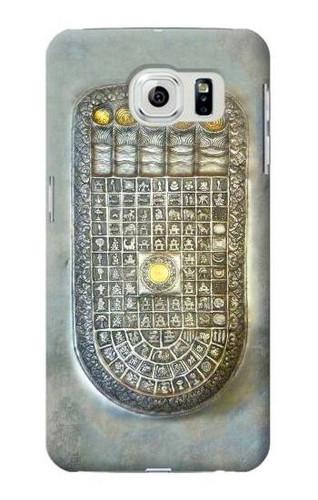 S1484 Buddha Footprint Case For Samsung Galaxy S6 Edge