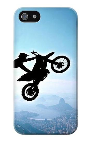 S2675 Extreme Freestyle Motocross Case For IPHONE 5 5s SE
