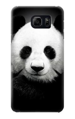 S1072 Panda Bear Case Cover For Galaxy S6 Edge Plus