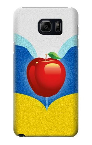 S2687 Snow White Poisoned Apple Case For Galaxy S6 Edge Plus
