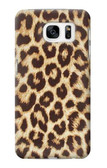 S2204 Leopard Pattern Graphic Printed Case For Samsung Galaxy S7
