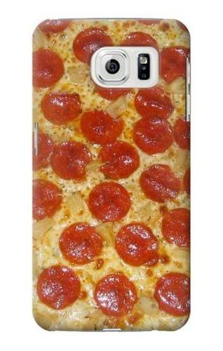 S0236 Pizza Case For Samsung Galaxy S7 Edge