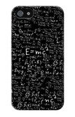 S2574 Mathematics Physics Blackboard Equation Case For IPHONE 4/4S